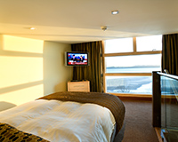 An Executive Suite in The Bay Hotel, Pettycur, Fife