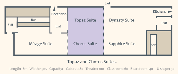 Topaz and Chorus Suites